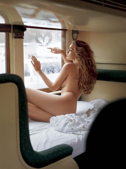 Gigi Hadid VMAN Pic