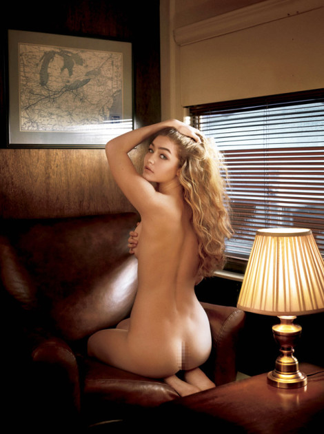 Gigi Hadid Nude Photo