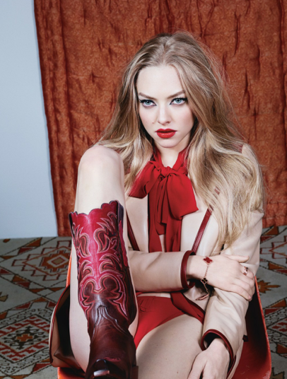 Amanda Seyfried W Picture