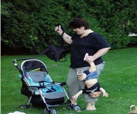 Stroller: You're Doing It Wrong