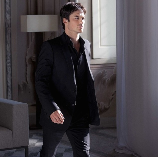 Ian Somerhalder Fragrance Photo