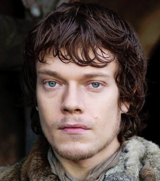 Alfie Allen as Theon Greyjoy Photo