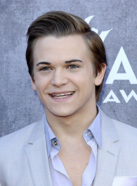 Hunter Hayes at the ACMs