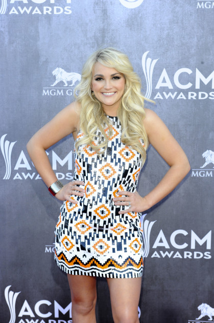 Jamie Lynn Spears at the ACMs