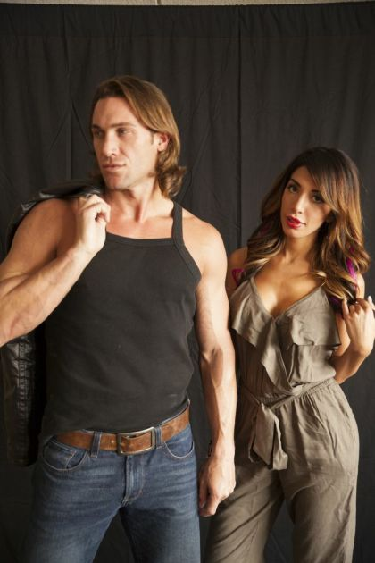 Farrah Abraham and Hunk