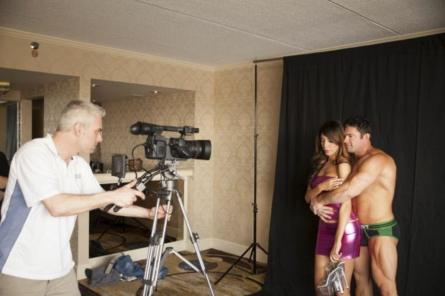 Making Porno Behind The Scenes