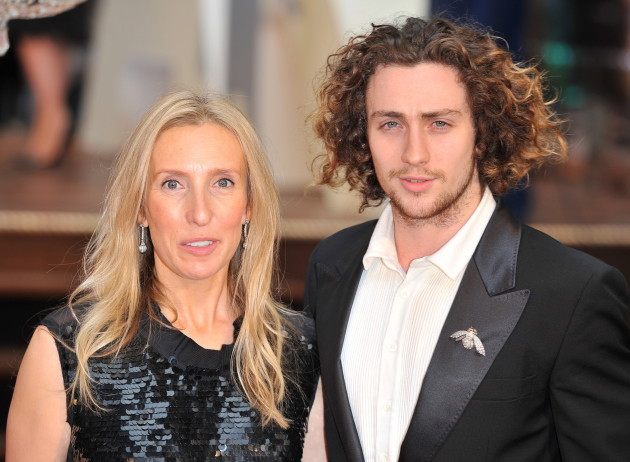 Aaron Johnson and Sam Taylor-Wood - 24 Years