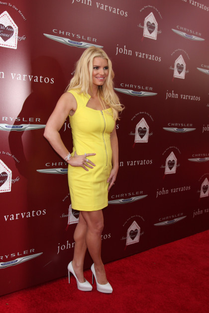 Jessica Simpson: Weight Loss Image