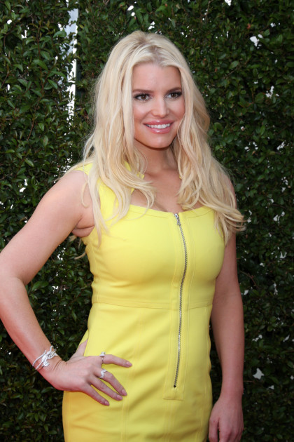 Jessica Simpson: Thinner Than Ever!