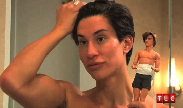 Justin Jedlica (Human Ken) Photo