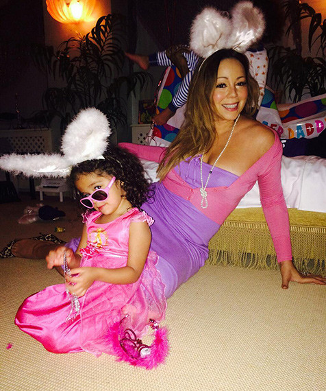 Mariah Carey, Daughter