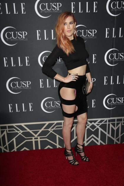 Rumer Willis Red Carpet Photo