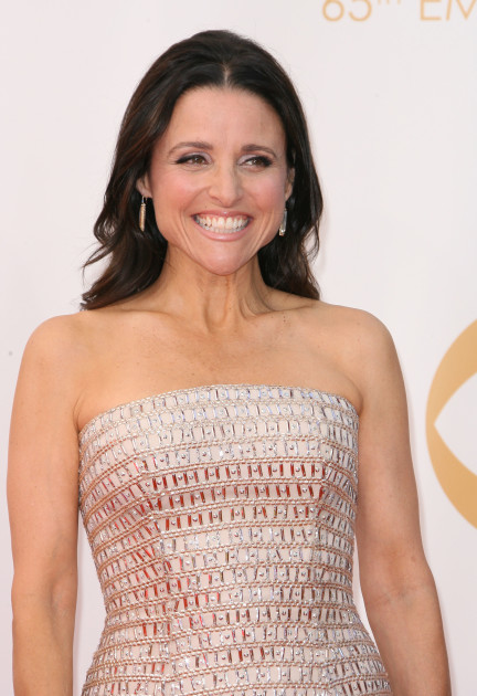 Best Actress in a Comedy: Will Win - Julia Louis-Dreyfus
