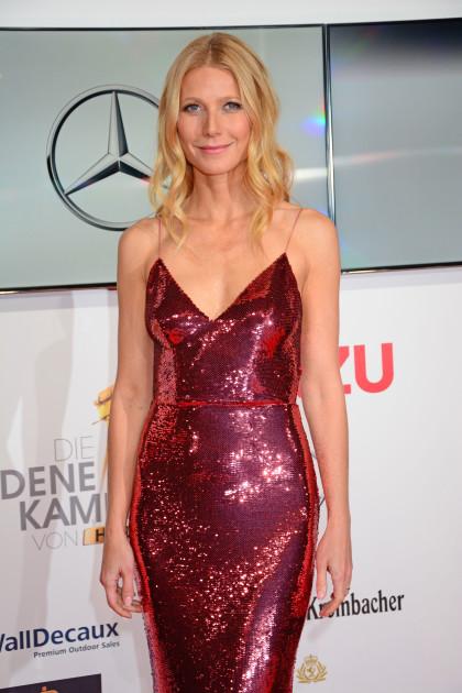 Gwyneth Paltrow Sparkly Dress Photo