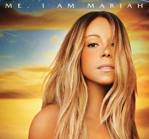 Mariah Carey Album Art