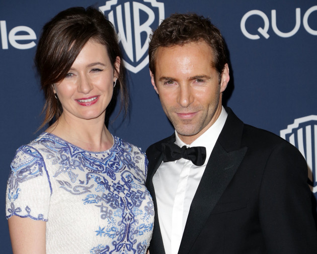 Emily Mortimer and Alissandro Nivola