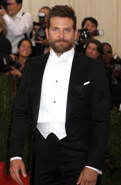 Bradley Cooper at the MET Gala