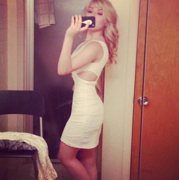 Jennette McCurdy Sexy Selfie
