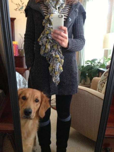 Dog, Outfit Check