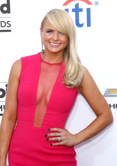 Miranda Lambert at the Billboard Music Awards