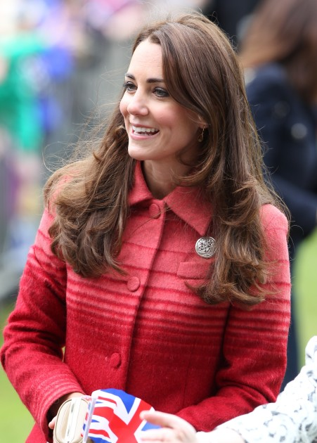 Kate Middleton's Celtic Brooch