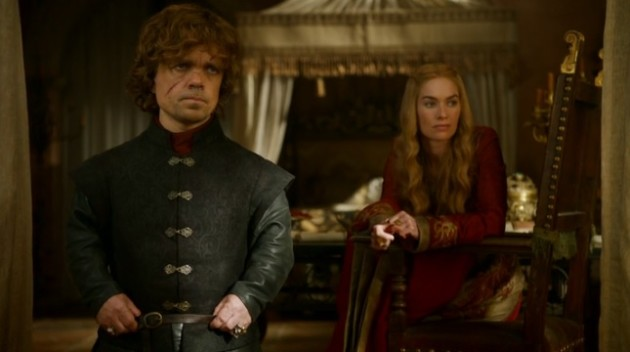 Tyrion vs. Cersei - Season 2