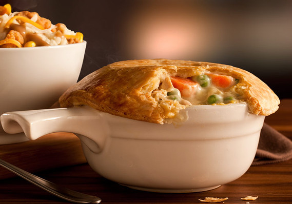 Chicken Pot Pie from KFC