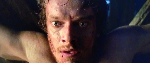 Theon Greyjoy Becomes Reek