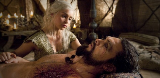 The Death of Khal Drogo