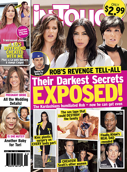 The Revenge of Rob Kardashian?