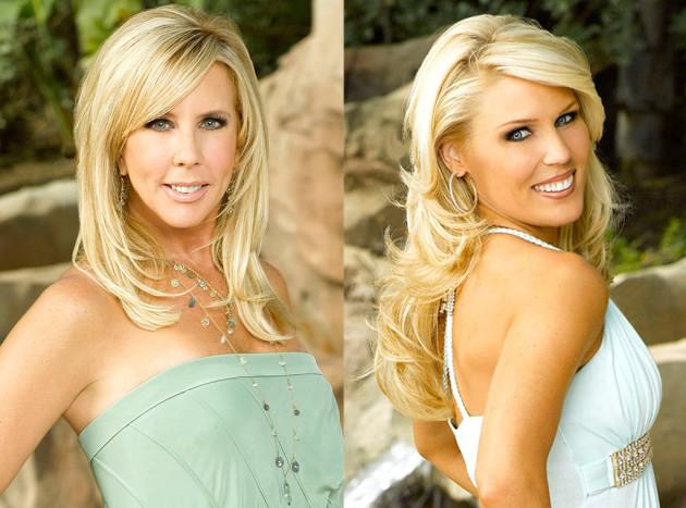 Vicki Gunvalson vs. Gretchen Rossi