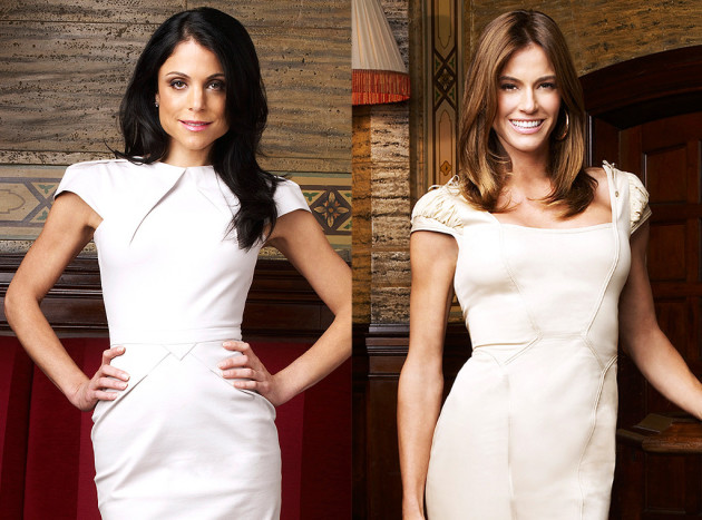 Bethenny Frankel vs. Jill Zarin & Kelly Bensimon