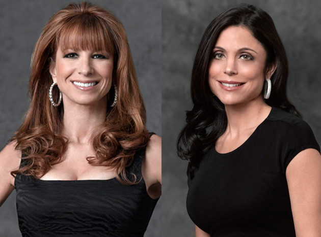 Bethenny Frankel vs. Jill Zarin