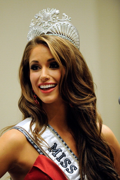 The New Miss USA