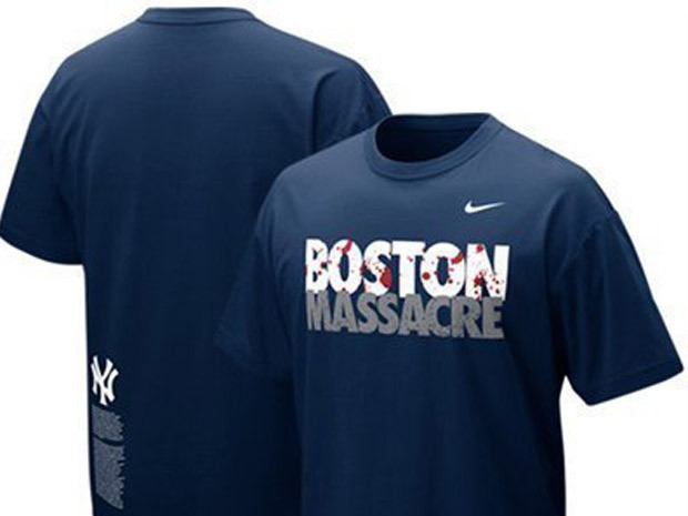 Nike Boston Massacre