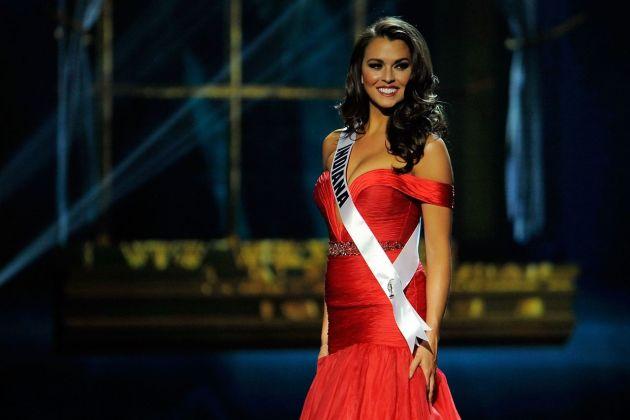 Mekayla Diehl, Miss Indiana 2014