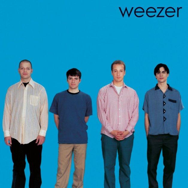 Weezer Album Cover