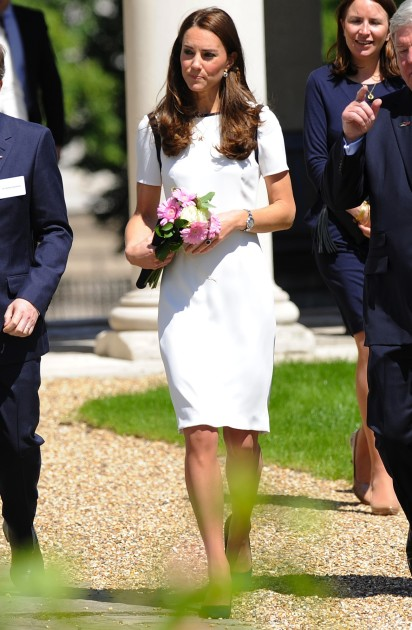 Kate: Flower Girl