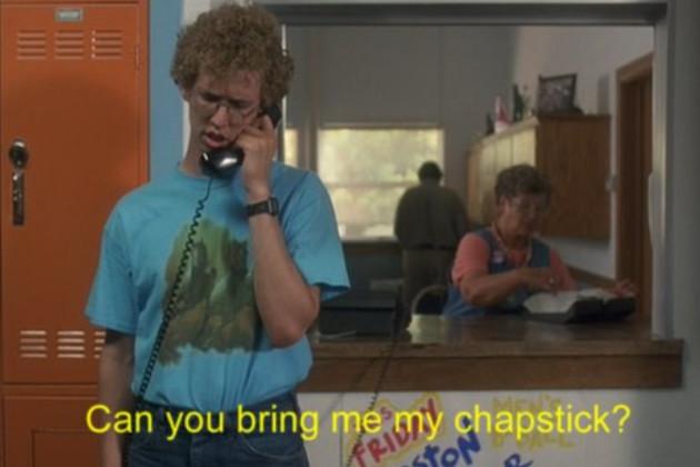 Napoleon Dynamite: Chapstick!