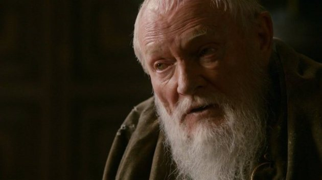 Julian Glover as Grand Maester Pycelle