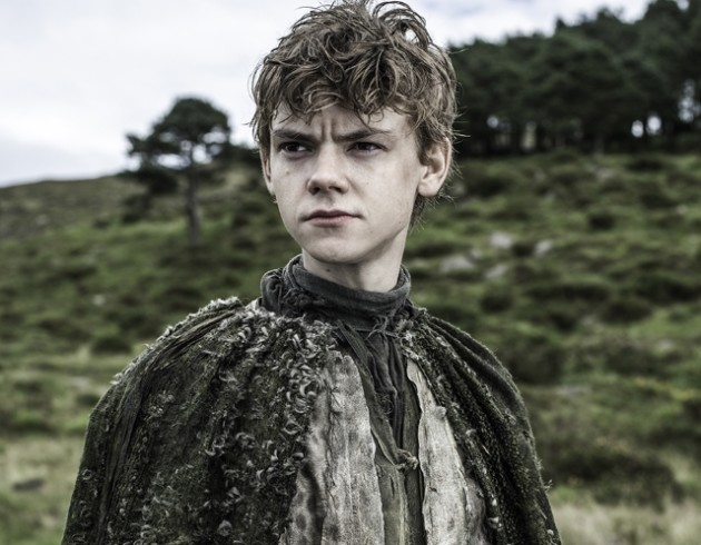Thomas Brodie-Sangster as Jojen Reed