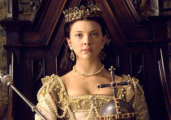 Natalie Dormer on The Tudors