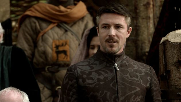 Aiden Gillen as Littlefinger