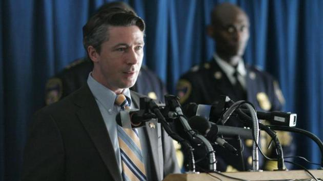 Aiden Gillen on The Wire