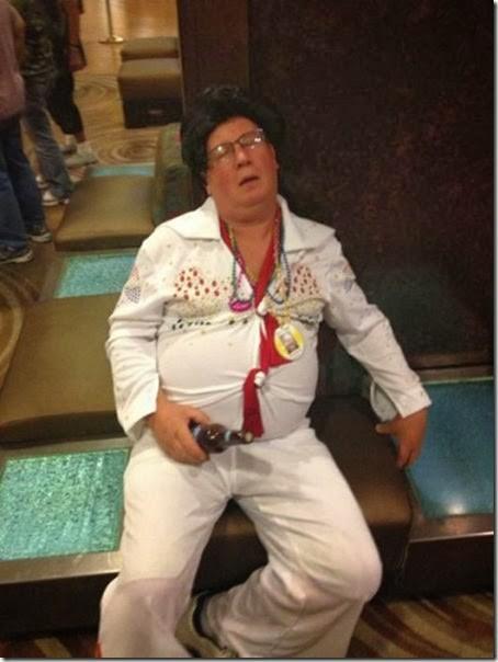 Drunk Elvis