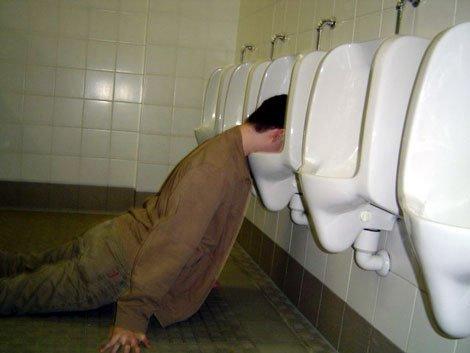 Urine Luck!
