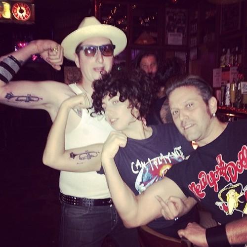 Lady Gaga New Tattoo Photo