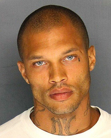 Hot Mugshot Guy
