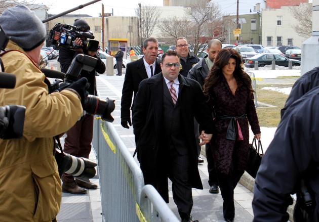 Teresa and Joe Giudice: Go Directly to Jail!