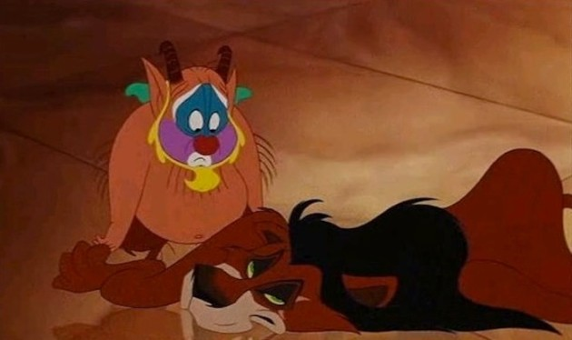 Hercules / The Lion King